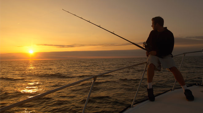Best types of fish for big game fishing in Mauritius